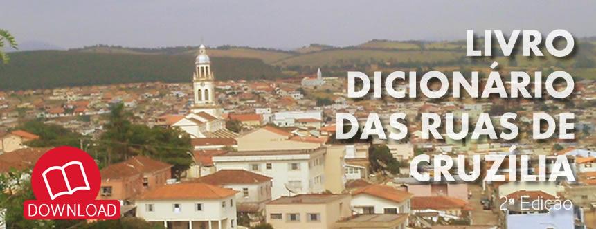 928c496cf Livro Ruas de Cruzília